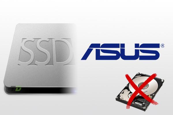 Asus SSD