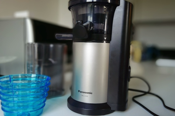 The Best Slow Juicer 2016 : Recensione Slow Juicer Panasonic - TechDifferent