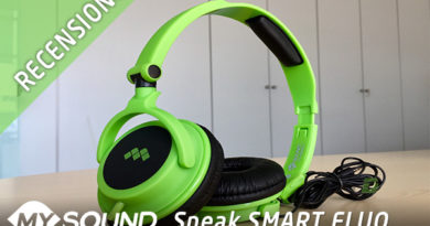 MySound Speak Smart Fluo