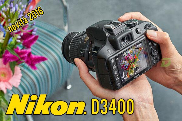 Nikon 3400