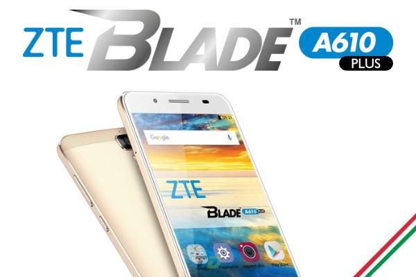 ZTE Blade A610 Plus italia